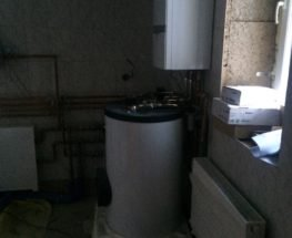 Установка отопления для Марата, Крутицы
